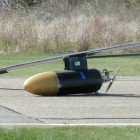 Verbrennungsmotor: Benzin-Drohne soll fünf Tage in der Luft bleiben