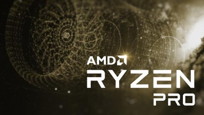 AMDs Ryzen-Pro-Plattform ist den normalen Ryzen-CPUs sehr ähnlich.