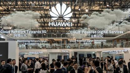 Auf dem MWC Shanghai 2017
