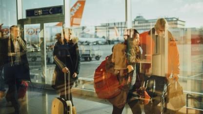 Passagiere müssen sich bei US-Flügen auf aufwändige Handgepäckkontrollen einstellen.