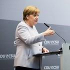 Deutschland 4.0: Merkel gibt geringe Glasfaserverkabelung zu