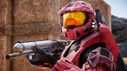 Installation 01 schickt Spieler in die Welt von Halo.