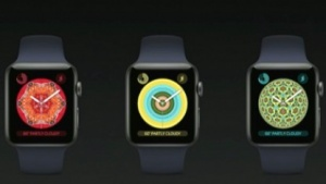 Apple zeigt WatchOS 4.