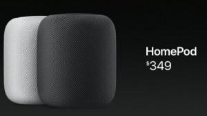 Homepod heißt Apples Siri-Lautsprecher.