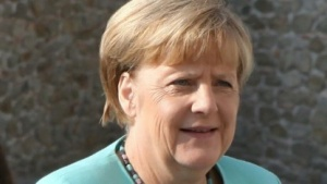 Bundeskanzlern Angela Merkel