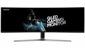 Samsung weitet die QLED-Marke auf Monitore aus.