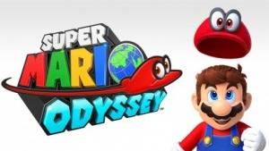 Artwork zu Super Mario Odyssey