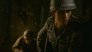 Ein Soldat in Call of Duty WW2.