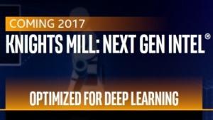 Knights Mill ist für Deep Learning gedacht.