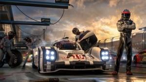 Artwork von Forza Motorsport 7