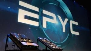 Erste Epyc-Systeme wurden bereits gezeigt.