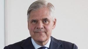 Bundesbankvorstand Andreas Dombret