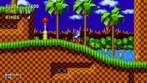 Sonic the Hedgehog läuft nun auf auf Smartphones.