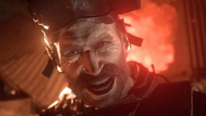 Eine der Hauptfiguren in Modern Warfare Remastered