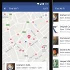 Update: Facebook-App sucht nach WLAN-Hotspots