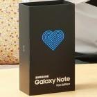 Fan Edition: Samsungs Galaxy Note 7 kommt billiger zurück