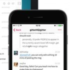 Open Source: Gitlab legt Community-Chat Gitter offen