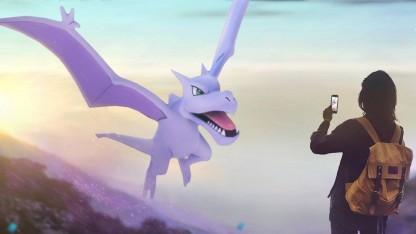 Artwork von Pokémon Go