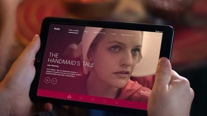 Hulu produziert auch eigenen Serien wie The Handmaid's Tale.