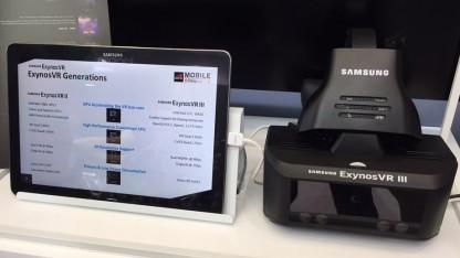 Samsungs Exynos VR 3