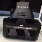 Samsung Exynos VR 3: Stand-alone-VR-Headset nutzt Eye-Tracking