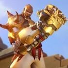Overwatch: Held Nummer 25 hat die goldene Faust