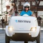 EWII TRIPL: Hermes testet Elektrodreirad für Paketzustellung