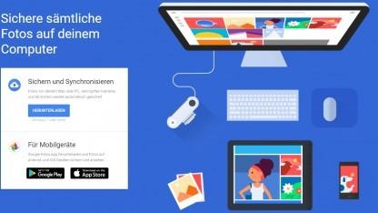 Google Backup and Sync ist für Windows und MacOS verfügbar.