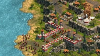 Die Originalversion von Age of Empires