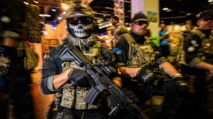 Gamescom 2017 | Sicherheitsvorkehrungen und Regeln für Kostüme