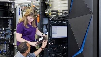 IBMs neuer Mainframe Z14 soll die vollständige Verschlüsselung leichter und effizienter machen.