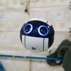 Int-Ball: Ein niedlicher Kameraroboter für die ISS