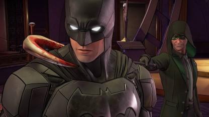 Anfang August 2017 beginnt ein neues Abenteuer mit Batman.