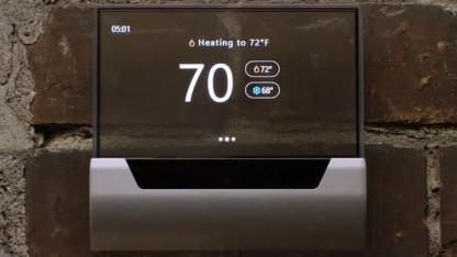 Das Thermostat GLAS von Microsoft und Johnson Controls