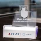 Biometrische Erkennung: Delta lässt Passagiere mit Fingerabdruck boarden