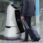 Airport Guide Robot: LG lässt den Flughafenroboter los