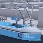 Yara Birkeland: Autonomes Containerschiff soll elektrisch fahren