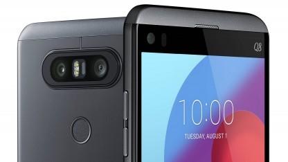 Das neue Q8 von LG