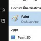 Microsoft gibt Entwarnung: MS Paint bleibt