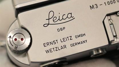 Ob Leica wirklich ein eigenes Kamera-Smartphone bauen wird, weiß Andreas Kaufmann selbst nicht.