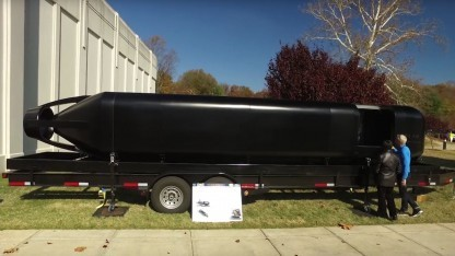 Gedrucktes U-Boot: Erste Prototypen sind 2019 einsatzbereit.