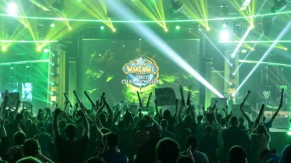 WoW-Championship auf der Gamescom 2016.