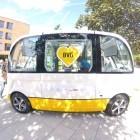 Auf Klinikgelände: Charité und BVG testen autonome Elektrobusse