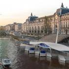 Sea Bubbles: Tragflächen-Elektroboote kommen nach Paris