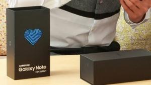 Galaxy Note 7 Fan Edition in limitierter Auflage