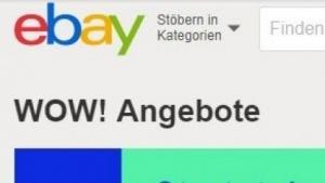 Ebay startet seine Tiefpreisgarantie in Deutschland für die über 15.000 WOW!-Angebote.