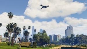 In GTA 5 sind die Flüge nach Liberty City leider abgesagt.