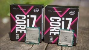Core i7-7820X und Core i7-7800X