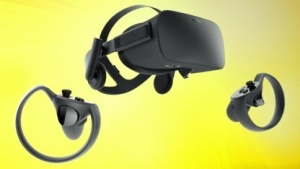 Artwork von Oculus Rift