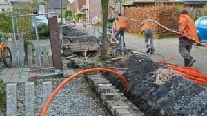 Netzausbau der Deutschen Glasfaser